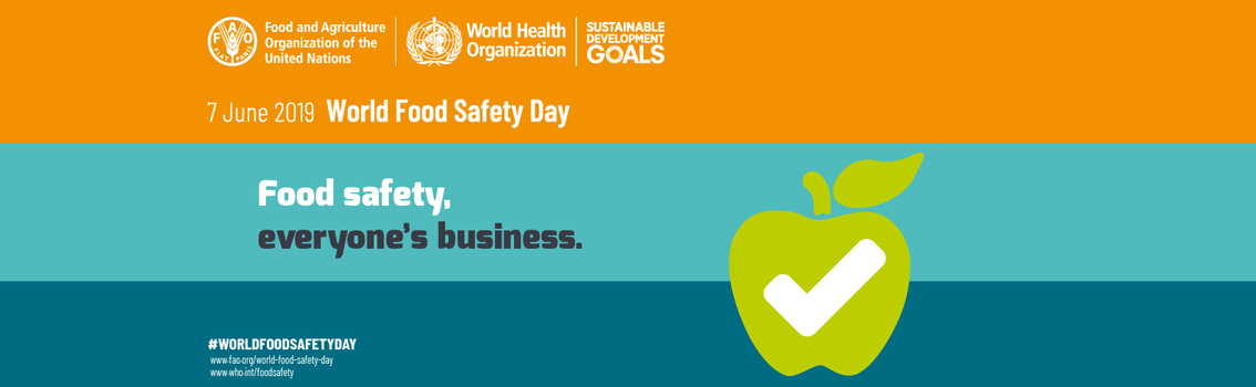 Banner World Food Safety Day